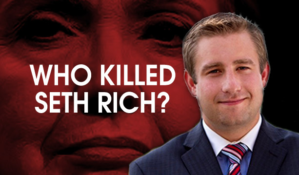 WHO MURDERED SETH RICH WHO GAVE WIKILEAKS THE EMAILS