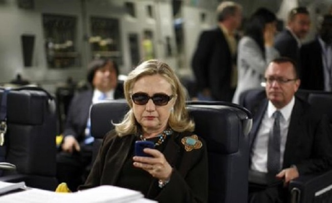 Hillary Clinton DEVICES