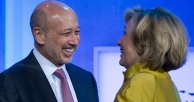 hillary-goldman-in-love-scamming-humanity-together