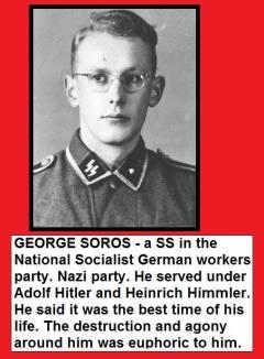 Image result for george soros nazi officer
