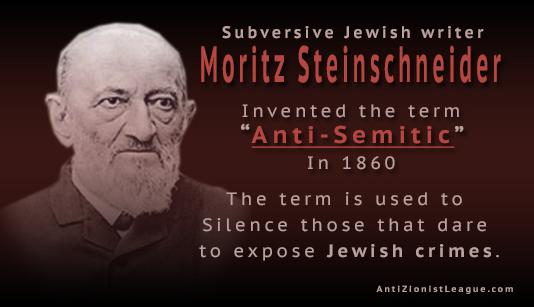 invented-term-anti-semites