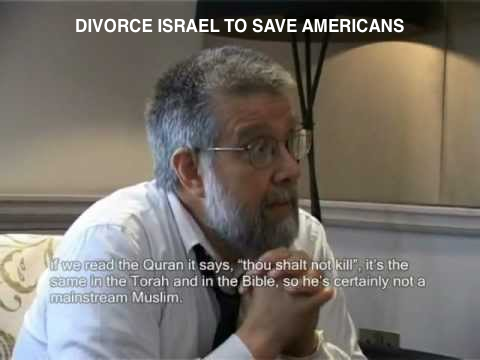 divorce-israel-to-save-americans