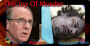 haass-on-the-joy-of-rape-and-murder-of-gaddafi