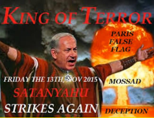 netanyahu-satans-puppet