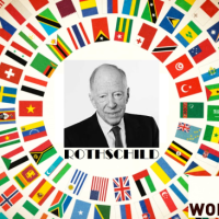 AGENDA 2030 = BRITISH ROTHSCHILDS ZIO-MAFIA (BRZMafia) WORLD DICTATORSHIP IN 14 YEARS! = THE DREAM OF CRIMINALS