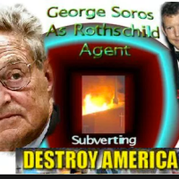 GEORGE SOROS = DIVIDE & CONQUER EUROPE & AMERICA = BRITISH-ROTHSCHILDS CRIME SYNDICATE PUPPET TRYING TO CREATE WORLD DICTATORSHIP