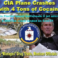 DRUG RUNNING SINCE 1700s = $TRILLIONS IN SCAMS TO PAY FOR COVERT OVERTHROWS