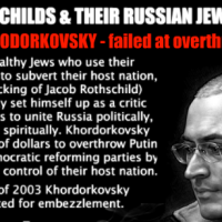 IS PUTIN A ZIO-NAZI PUPPET?  HELL NO HE ISN'T!