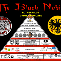 EUROPEAN BLACK NOBILITY IS A PRIMARY SUPPORT GROUP FOR THE BRITISH-SWISS-ISRAEL ROTHSCHILDS CRIME SYNDICATE