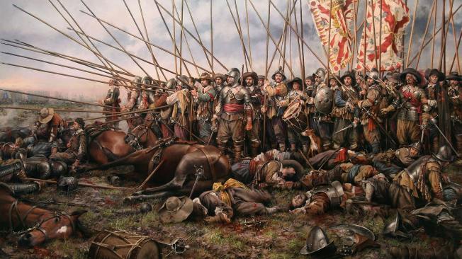 THIRTY YEAR (1619-1648) WAR REMAINS THE MOST DEVASTATING EUROPEAN ...