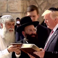 DONALD TRUMP = AMERICA'S FIRST JEWISH PRESIDENT & DUAL PRESIDENT OVER ISRAEL!