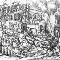 """The Tears of the Indians"" by Bartolomé de las Casas (1474-1566) - an eye-witness to a historical and true account of the cruel massacres and slaughters of 20+ million innocent people"